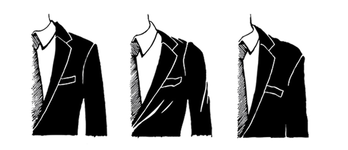 Jacket Shoulders