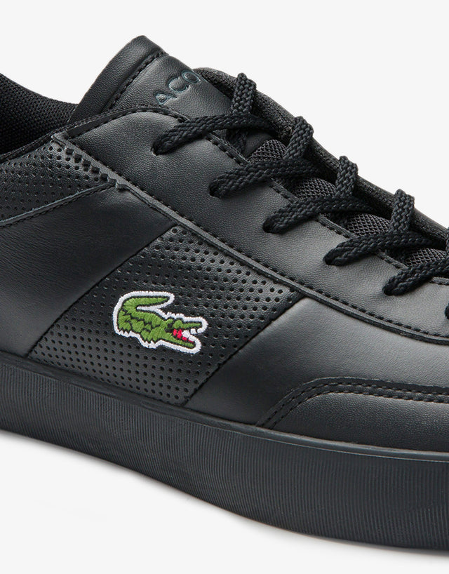 Lacoste Black Courtmaster 0120 1 Sneaker