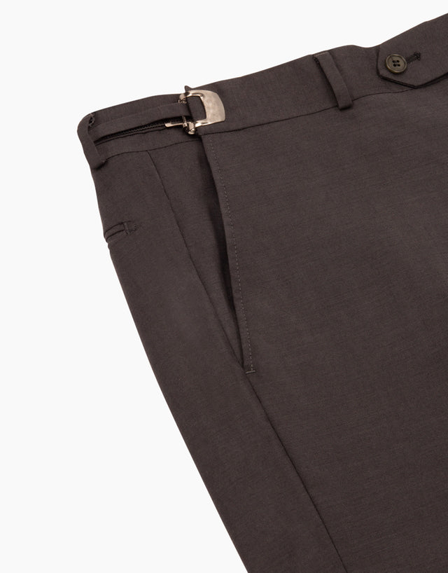 Lautner Charcoal Suit Trouser