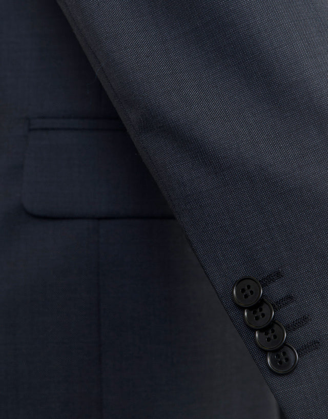 Cooper Blue Nailhead Suit