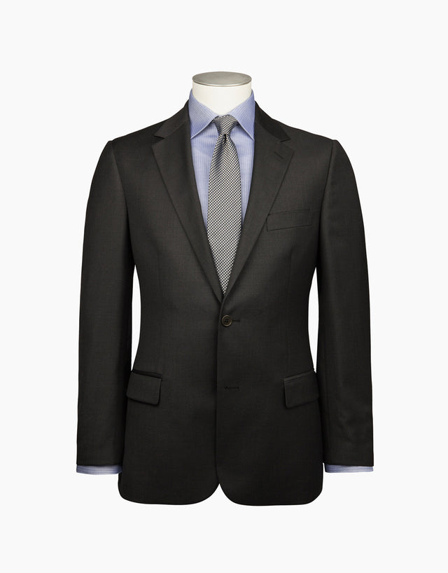 Cumbria Charcoal Twill Suit