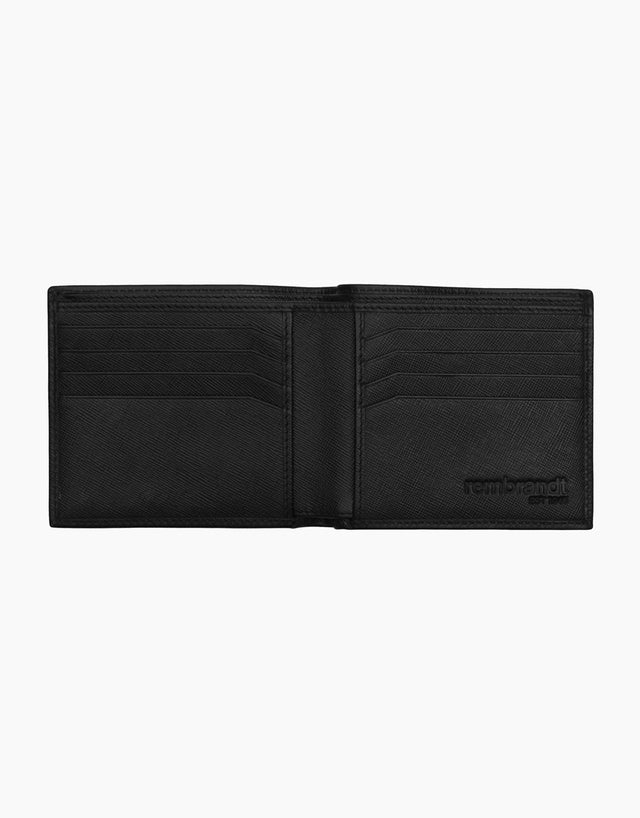 Black Billfold Wallet