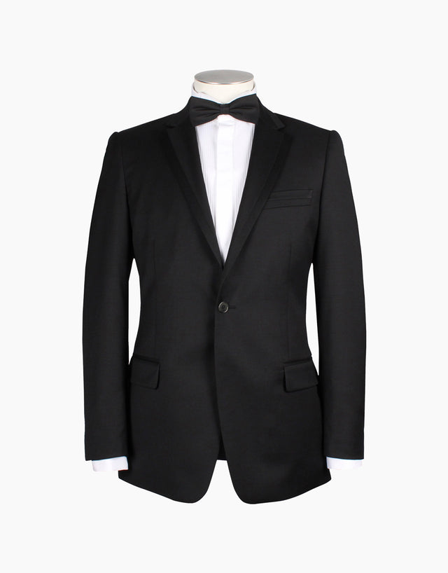 Redford Black Dinner Suit Jacket