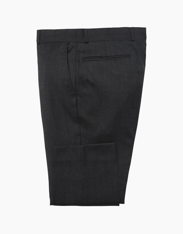 Punk Charcoal Micro-design Trouser