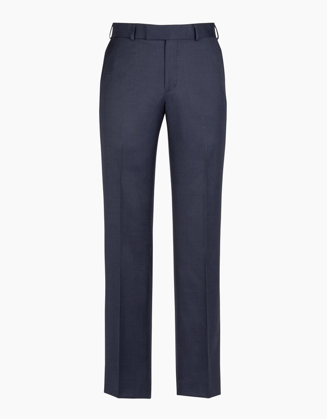 Lotus Blue Nailhead Suit Trouser