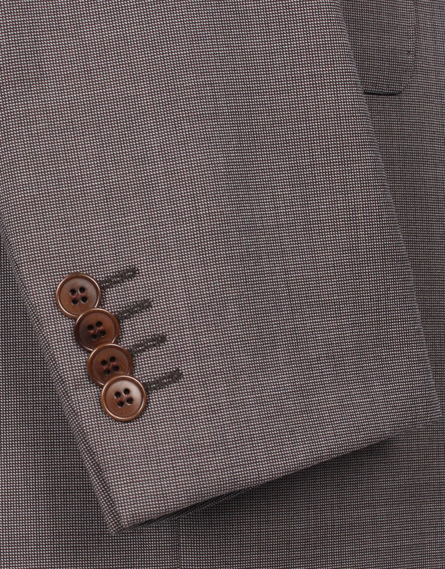 Cooper Grey Two Trouser Suit