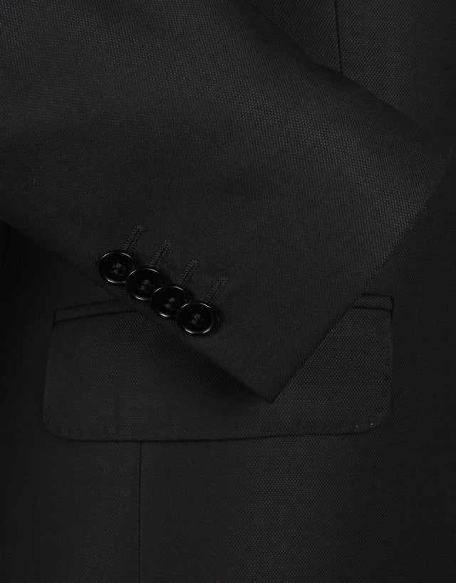Cooper Black Suit Jacket