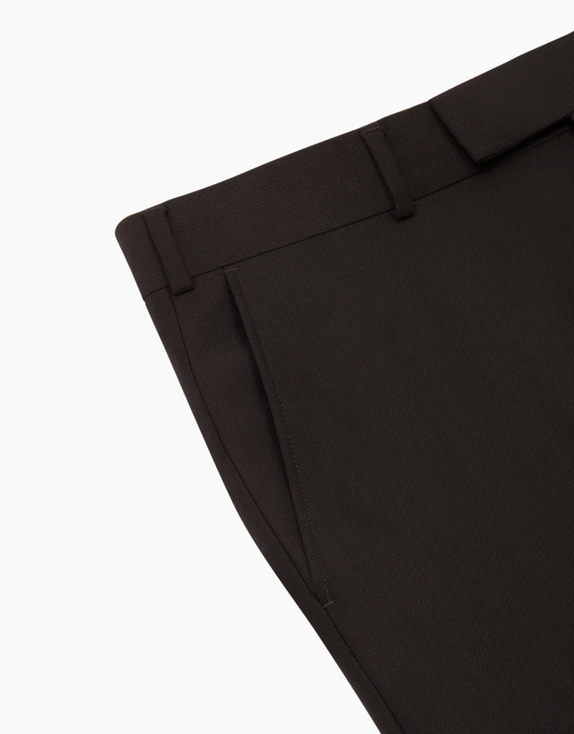 Lotus Black Suit Trouser