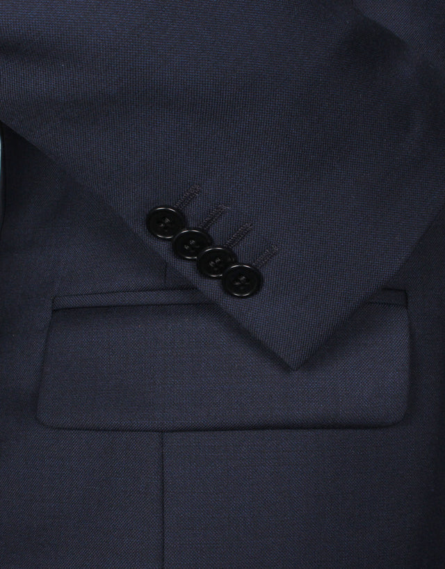 Taylor Navy Suit Jacket