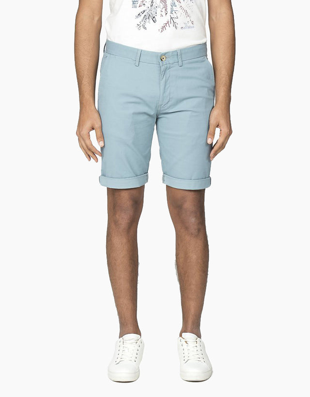 Ben Sherman Teal Chino Short