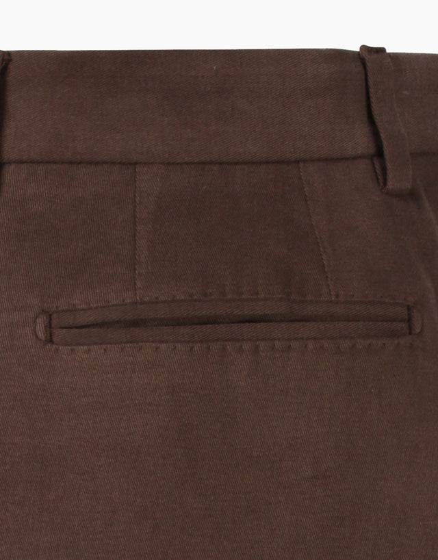 Beck Brown Twill Chinos