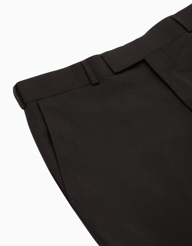 Munro Black Trouser