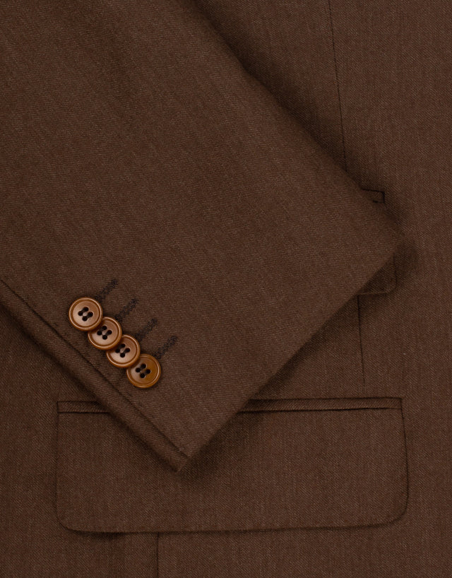 Henry brown jacket