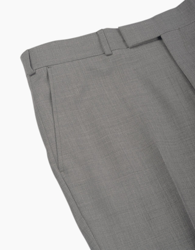 Munro light grey trousers