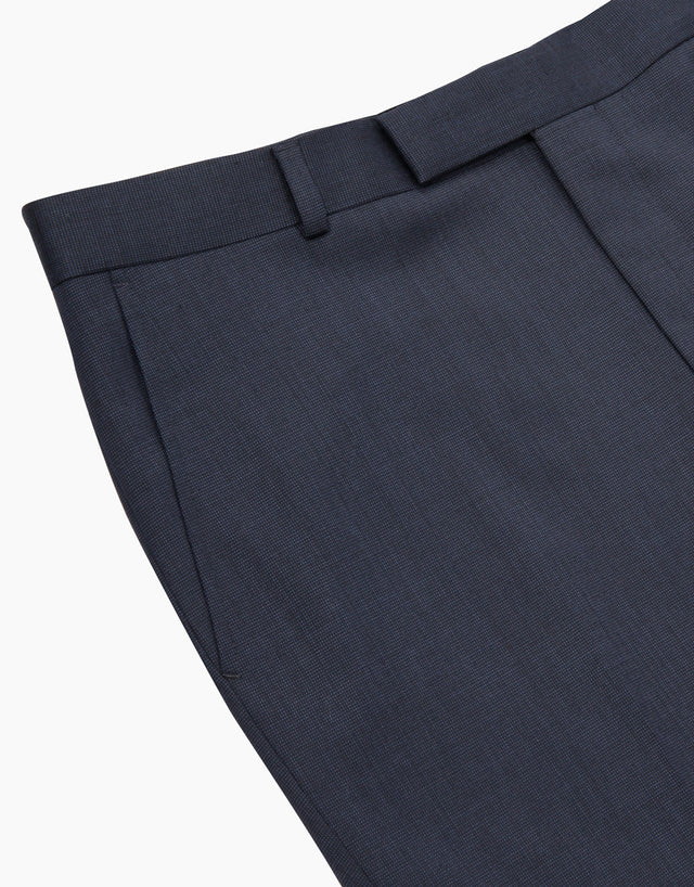 Prince navy trouser