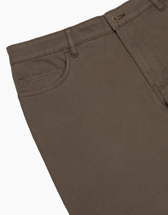 Camden Taupe Five Pocket