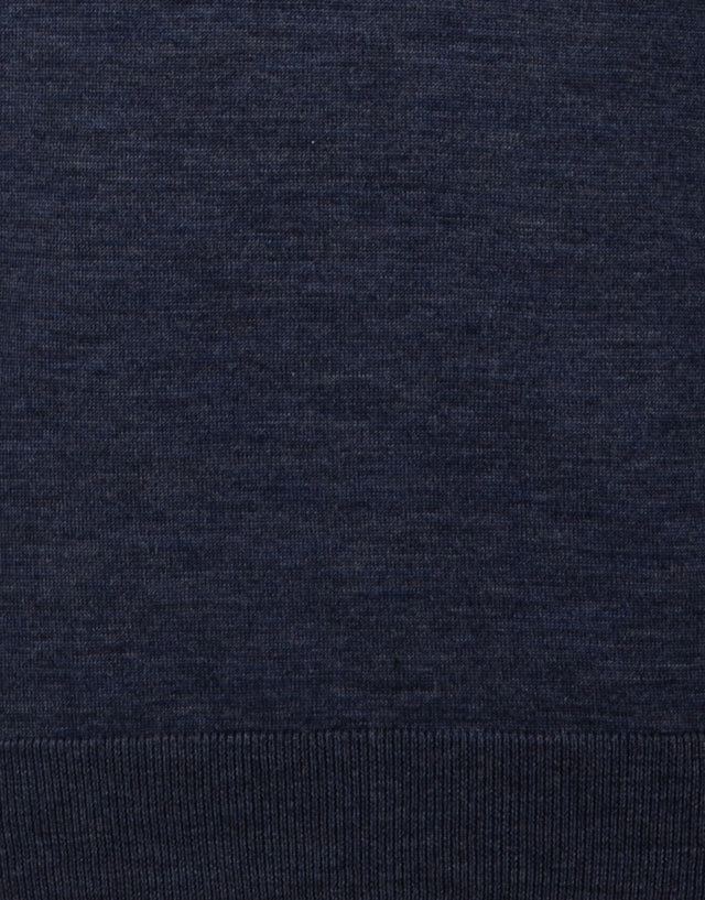 Fairlie Denim V-Neck Jersey