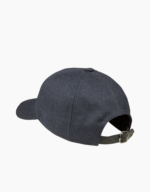 Blue Strike Baseball Cap