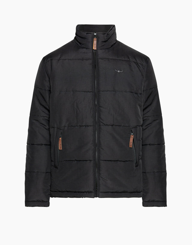 R.M. Williams Patterson Creek Black Jacket