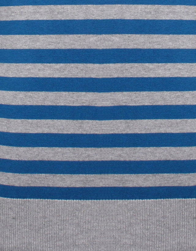 Seddon Blue & Grey Stripe Jersey