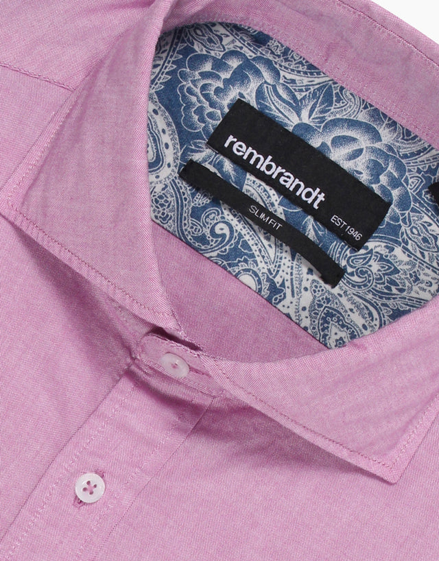 Pierce pink shirt