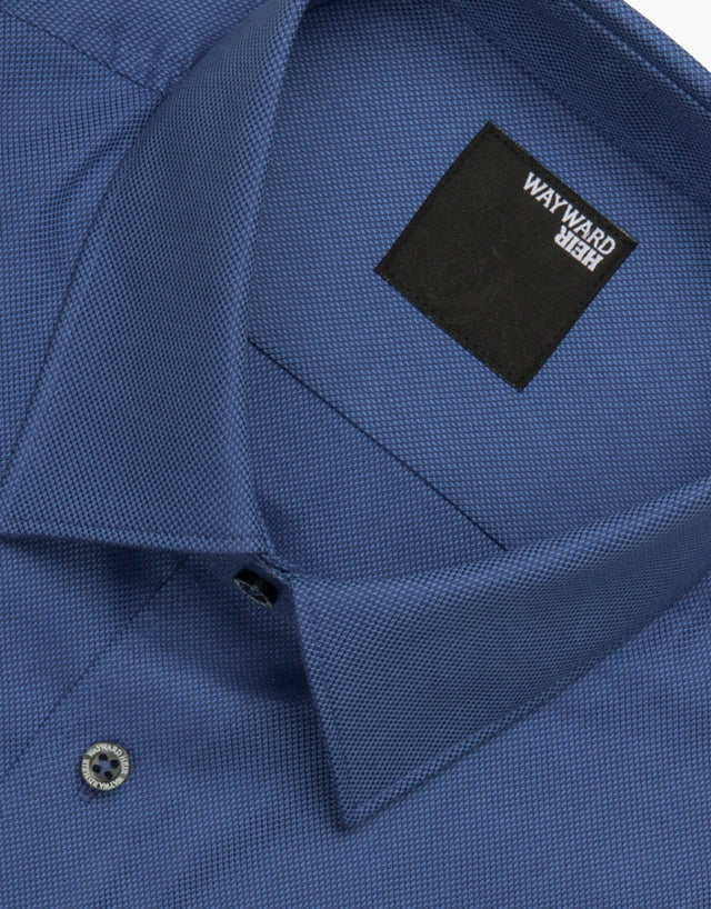 Brooklyn Blue Tailored Shirt