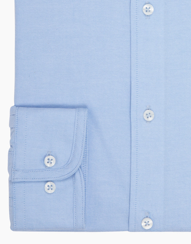 Kelburn Light Blue Casual Shirt