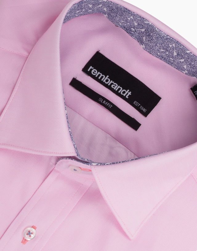 Barbican Pink Shirt