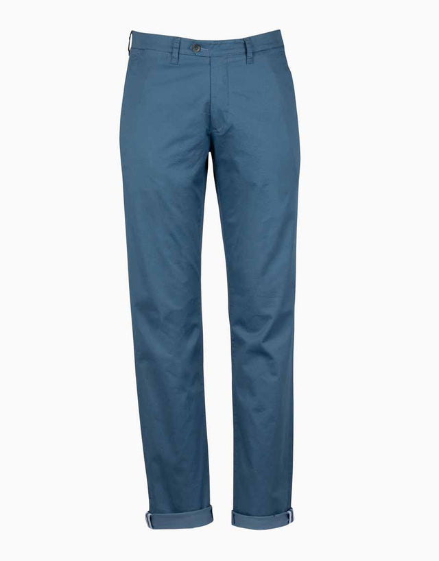Soho Blue MicroDesign Chinos
