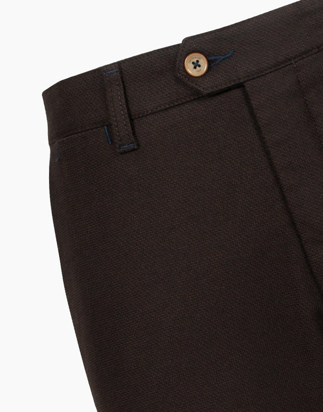 Soho chocolate chinos