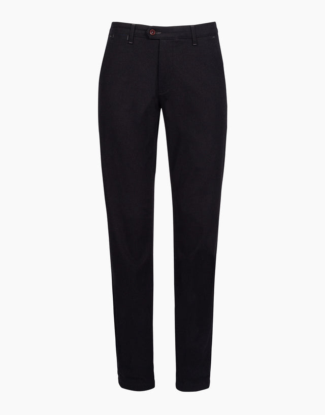 Soho charcoal birdseye chinos