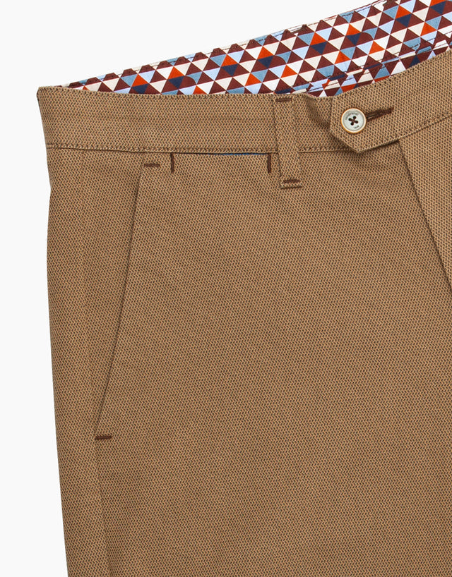 Sumner brown shorts