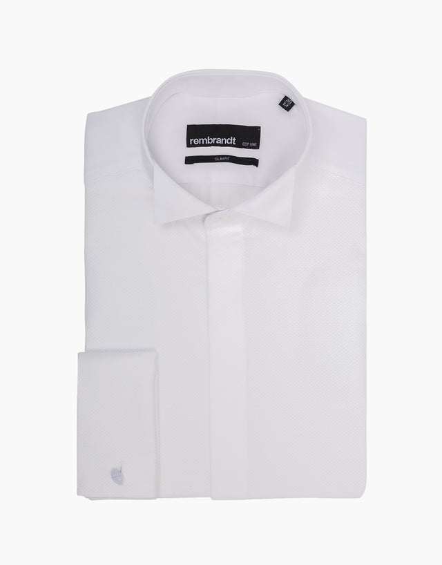 Strand Wing Collar Formal Shirt
