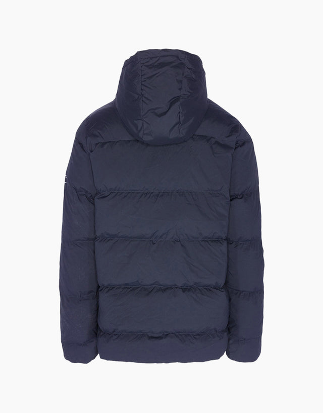 Ecoalf Carlow Navy Down Jacket