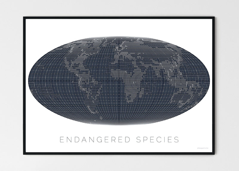THE WORLD AS ENGANGERED SPECIES
