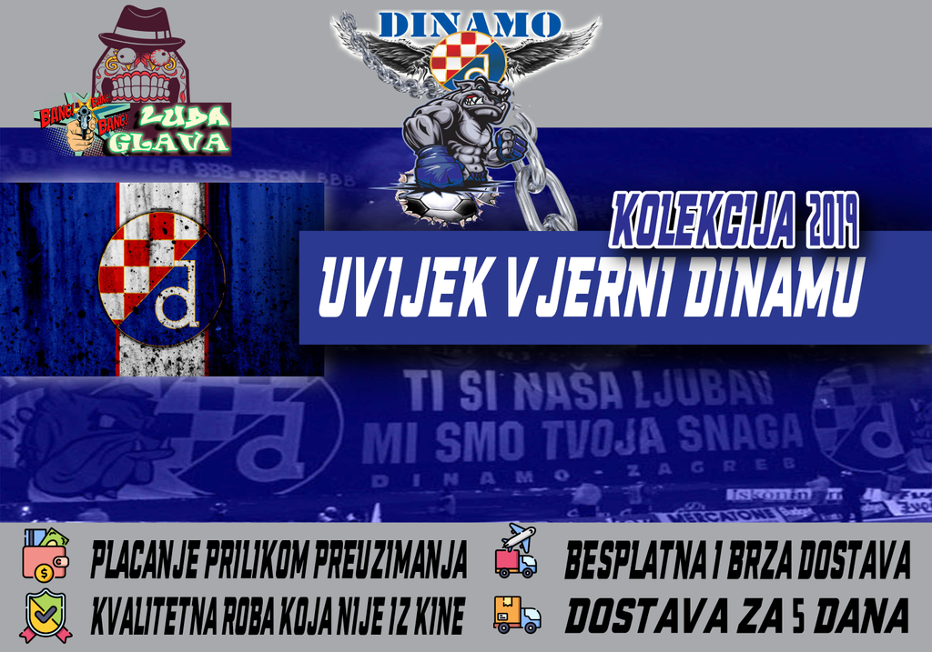 Dinamo Bad Blue Boys