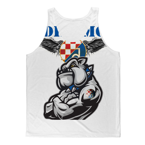dinamo Classic Sublimation Adult Tank Top