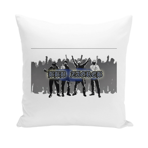 dinamo2 Throw Pillows