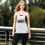 dinamo2 Women's Loose Racerback Tank Top