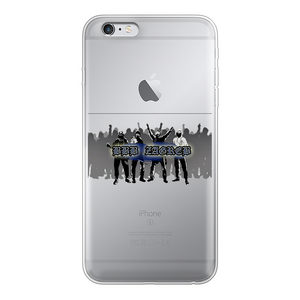 dinamo2 Back Printed Transparent Hard Phone Case