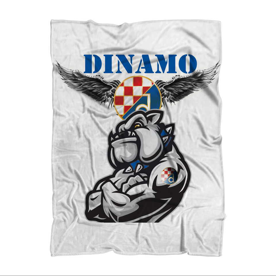 dinamo Sublimation Throw Blanket