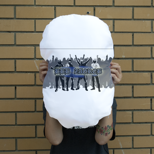 dinamo2 Giant Face Cushion