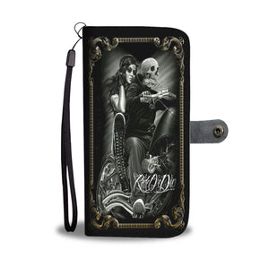 Ride Or Die Custom Wallet Phone Case - Luda Glava Shop