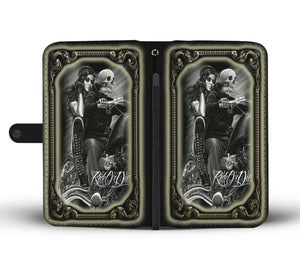 Ride Or Die Custom Wallet Phone Case2 - Luda Glava Shop