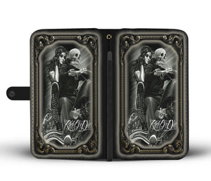 Ride Or Die Collection-Custom wallet phone case1 - Luda Glava Shop