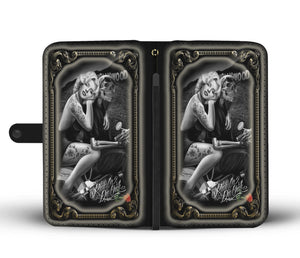 Ride Or Die Collection-Custom wallet phone case2 - Luda Glava Shop