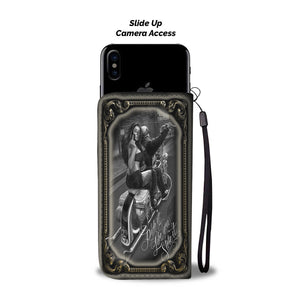 Ride Or Die Collection-Custom wallet phone case5 - Luda Glava Shop