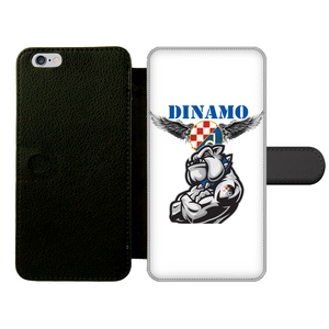 dinamo Front Printed Wallet Cases