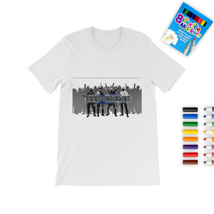 dinamo2 Colouring T-Shirt