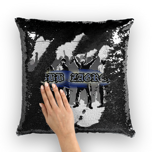 dinamo2 Sequin Cushion Cover